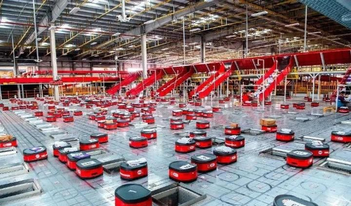 仓储物流的�缧禄�遇将是自动化、智能化