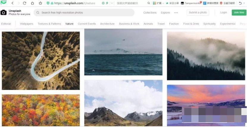十三个国外免费优质图片下载网站无版权!