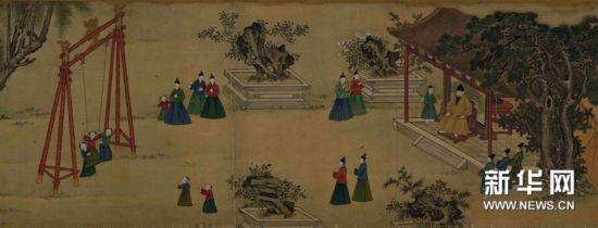 """明月松间照 中国古代书画中的""""松"""