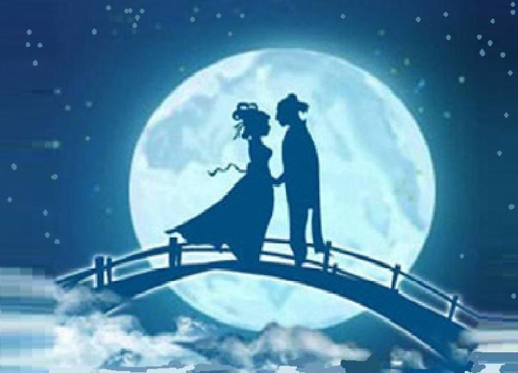 """""""七夕情人节""""为你爱的人和爱你的人,送上真诚的祝福,真爱永恒"""