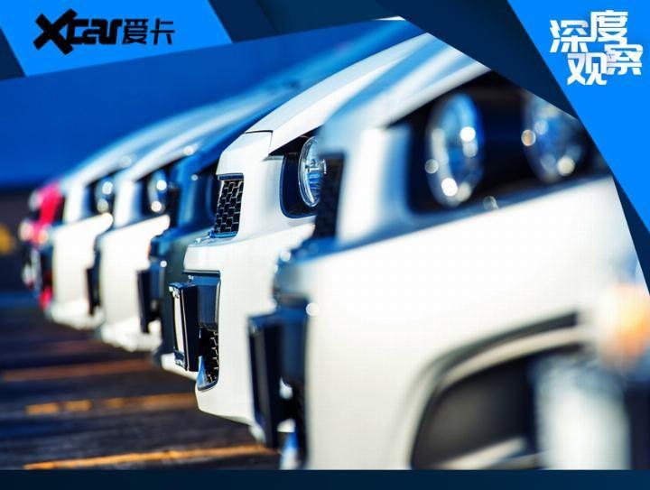 中国品牌增长期已至?日系助力合资翻盘