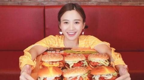 吃播越来越热门,大胃王超大食量,你震惊嘛?普通人请勿模仿