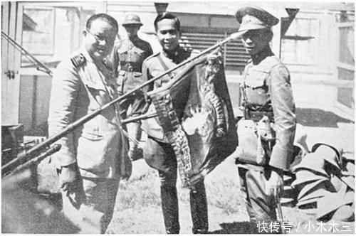 抗战时期另一个侵略中国的法西斯国家, 曾一度