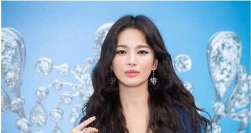 宋慧乔离婚后首发声:接受命运,我需要时间