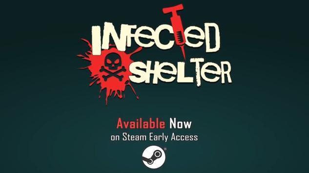 感染避难所》现已开放早期登入在僵尸横行的世界中寻求生路