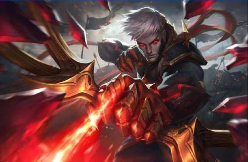 英雄联盟:纯ap韦鲁斯路人局更加凶猛,来自加点方式以及核心装备