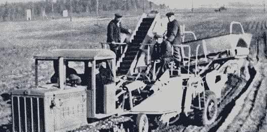 1952年苏联农业的机械化程度是什么样的