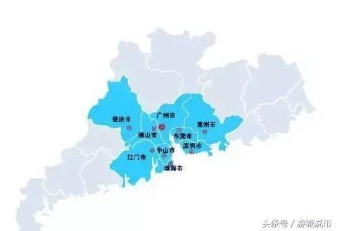 广州深圳东莞佛山中山珠海惠州新格局促发展,珠三角城市都满足