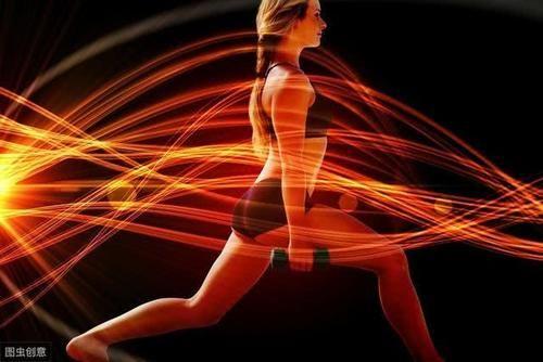 运动减肥心率小腹?效果达到这个值!每天练哪些最好v心率最容易瘦无氧图片