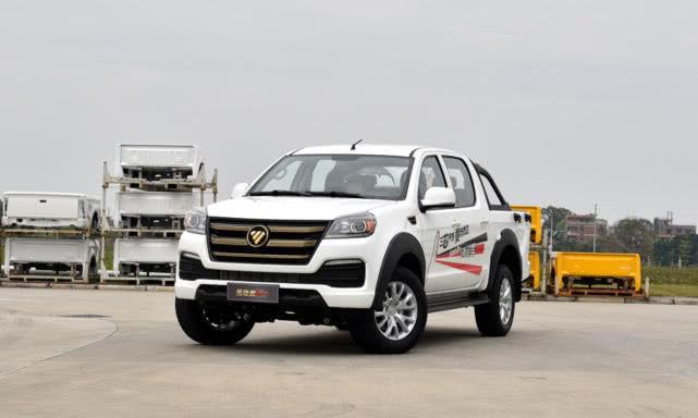 搭载2.8T柴油发动机的国产工具车,15.28万起是不是贵?