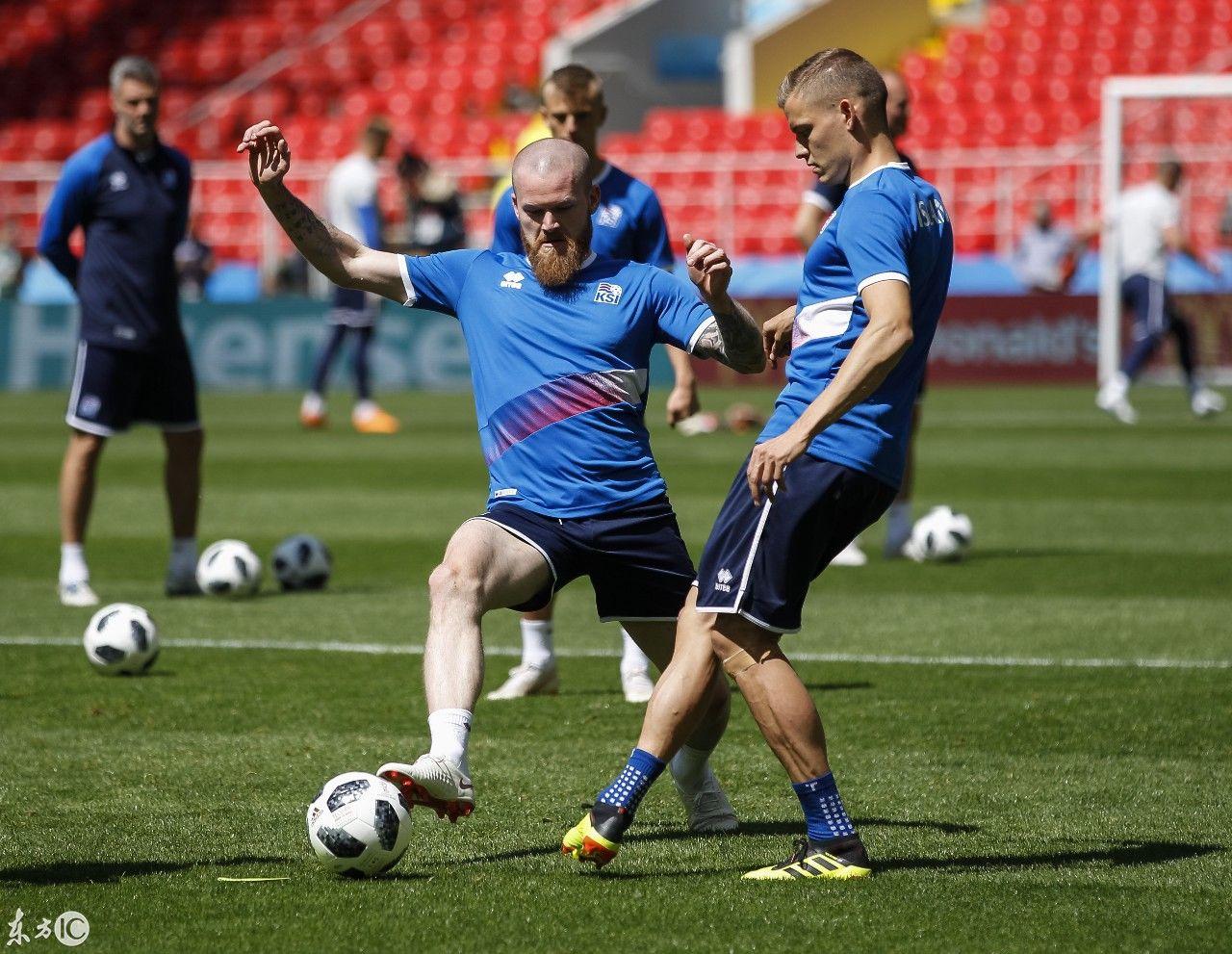 2018世界杯,冰岛国家队在d组将首战阿根廷,他们在进行