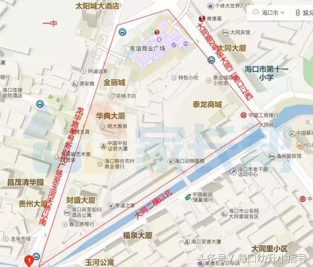 小西庄村地图