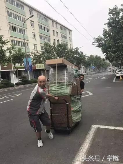 ▌1,快递小哥:2018青岛上合峰会坚持徒步送快递