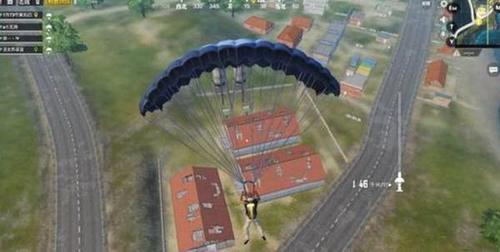 《刺激战场》海岛地图最坑的一条航线,跳伞3分钟竟只剩下10人?