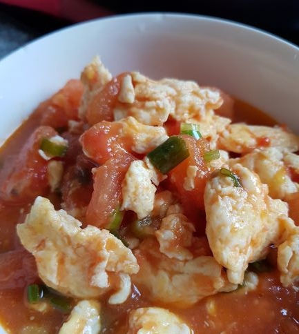 水饺菜谱:西红柿炒蛋你真的做么?做容易,但味基地传奇家常菜