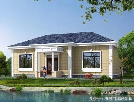 15万的方向小图纸设计图,7款建房农村,方案4建cad户型中怎么调别墅布局图片