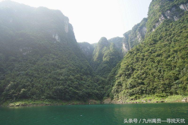 清江画廊风景区 湖北宜昌长阳县 喀斯特地貌 真实探索