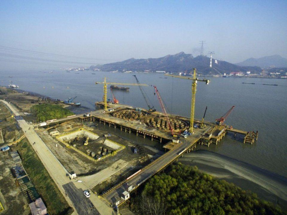 建筑结构丨世界首座高铁悬索桥--五峰山长江大桥建设始末