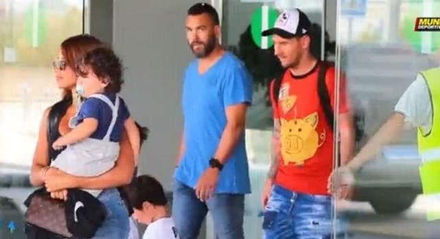 梅西提前结束假期返回巴塞罗那,瓦刀:他会欢迎格子的