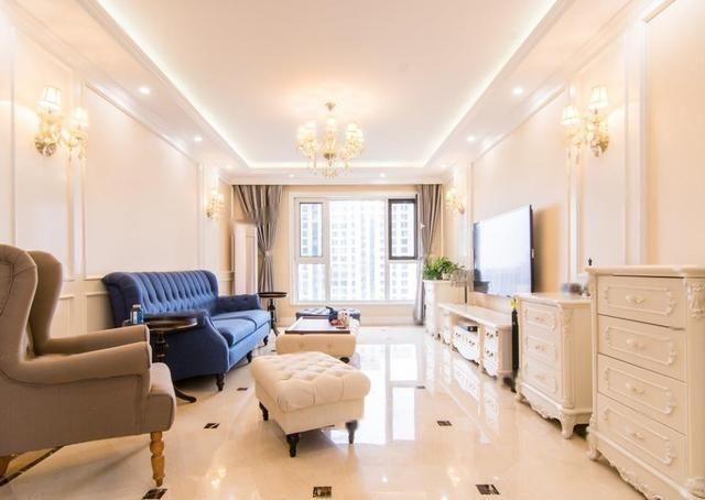朋友夸我房子装修太漂亮,就是客厅沙发成最大败笔,其它满分!