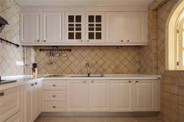 厨房里的橱柜怎么设计比较好?-家居窝