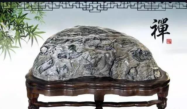 """什么样的石头才能称之""""禅石""""?"""