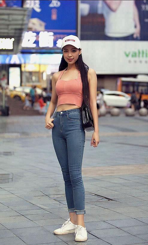 简约时尚的牛仔裤 - 从头再来 - 至卓飞高