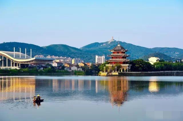醴陵城市风景小区