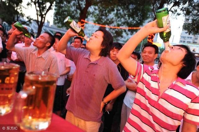 山东的酒文化:喝酒的规矩