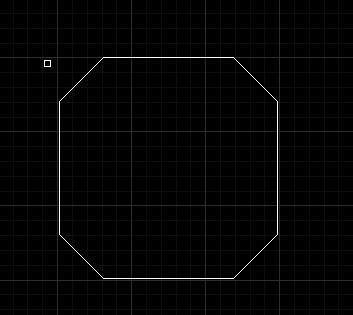 图标设计制图必备之用CAD画机械倒角apcad无线图片