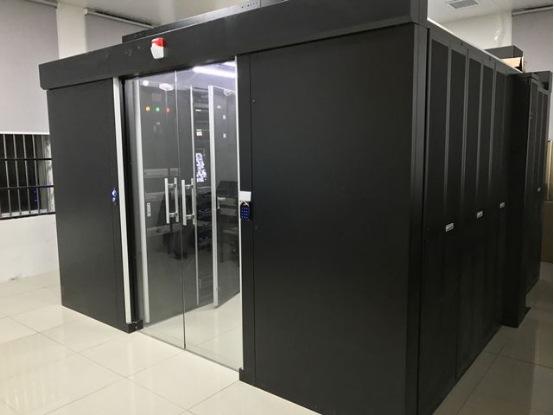 谈谈什么是智能一体化柜式机房?-机房工程资讯