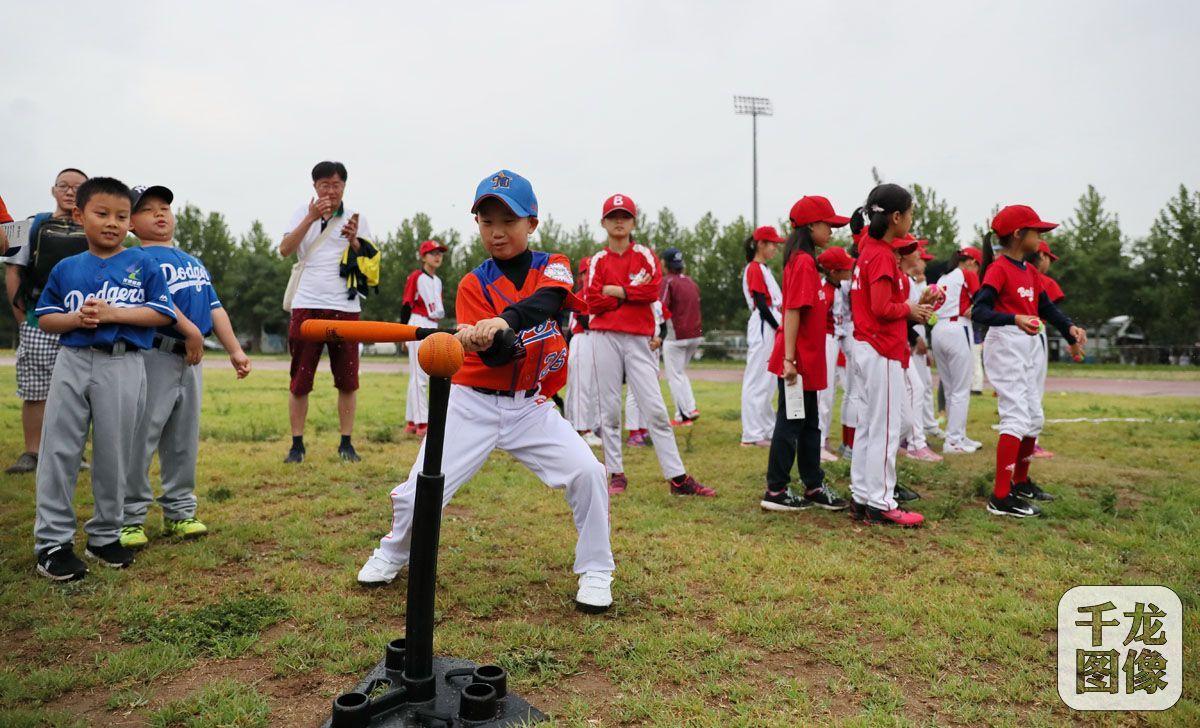 第十一届北京市垒球大体育比赛暨2019年世古筝赵登山图片