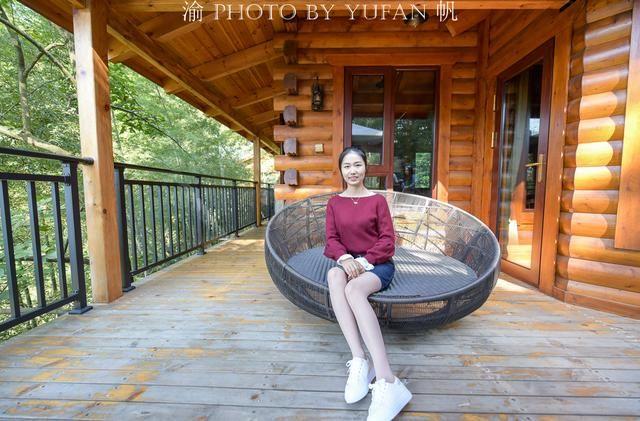 中国唯一的加拿大生态木屋庄园居然在湖南益阳