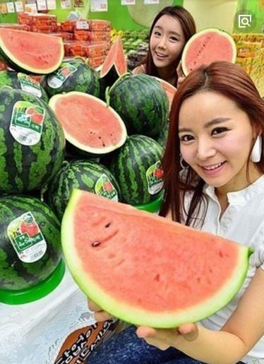 在中国烂大街的水果,很多韩国人吃不起,为销售