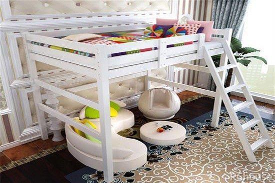 小户型高低床怎么设计 小户型怎么做空中床