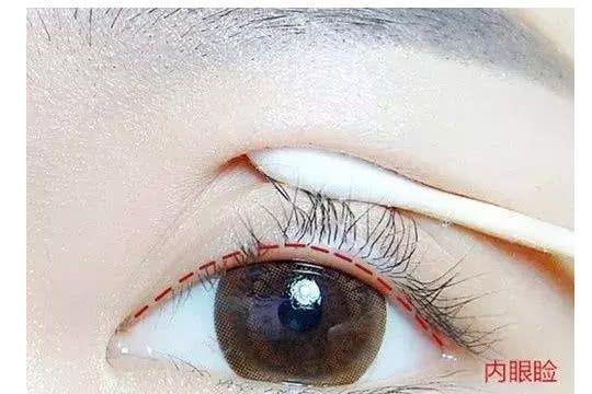 简单的眼线却能成为你颜值的分水岭4款不同的眼线,秒变大眼睛