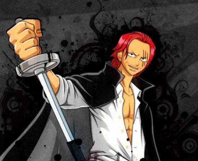 五老星接见红发时,从他们的衣着就能看出,红发的身份极其尊贵