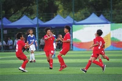 青训、女足见证嘉定足球崛起