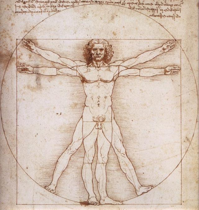 达芬奇,米开朗基罗为什么喜欢解剖人