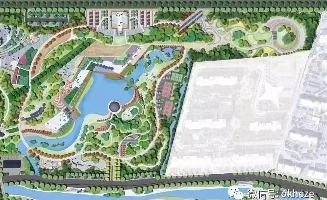 """国内 正文  """"菏泽高铁片区城市设计""""3月12日再次进行了方案沟通."""