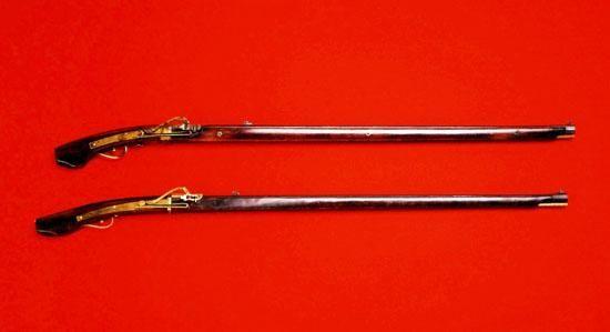 日本德川幕府时期闭关锁国 用的火器从何而来