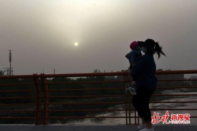 北京天气最新预报:今日最高气温冲击30℃ 午后沙尘或又来沙尘源地