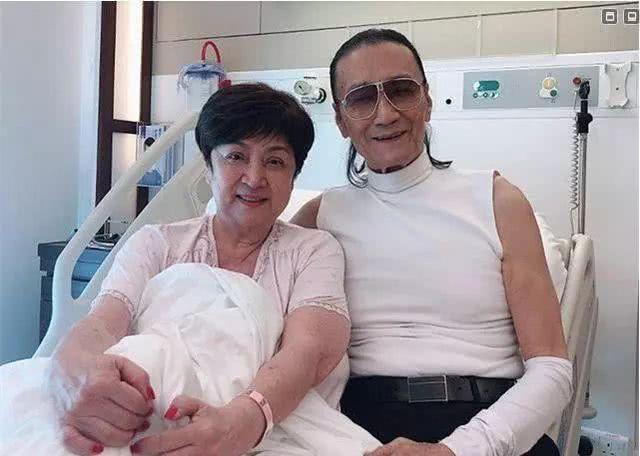 谢贤与初恋再婚?分离43年却频繁见面,网友:心有余而力不足