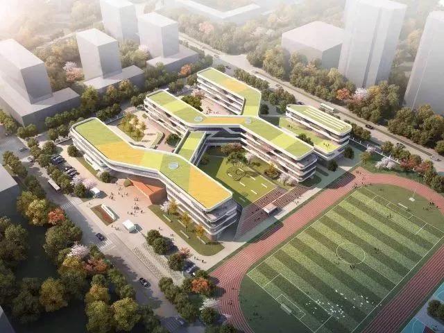 刚新增四所公办学校_接着PHA中标杭州奥体印象城_宇宙中心配套升级有点快