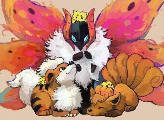 盘点神奇宝贝中五大火系神宠,每只都有单挑神兽的实力