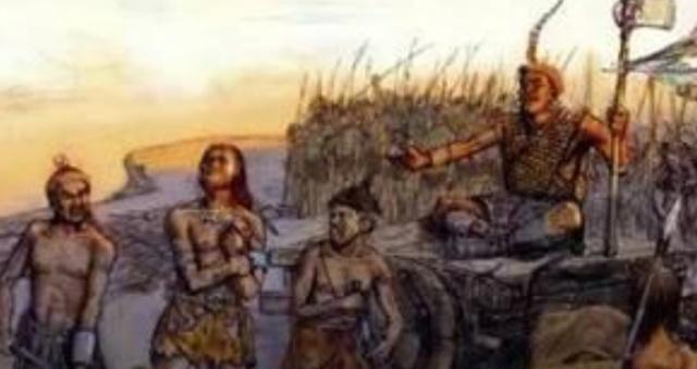 中国人称为炎黄子孙,被打败的蚩尤,子孙去哪了 这3个省都有