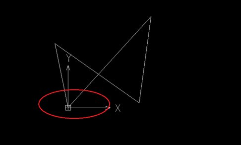 CAD将坐标v坐标到图形坐标cad坐标原点大地和图片