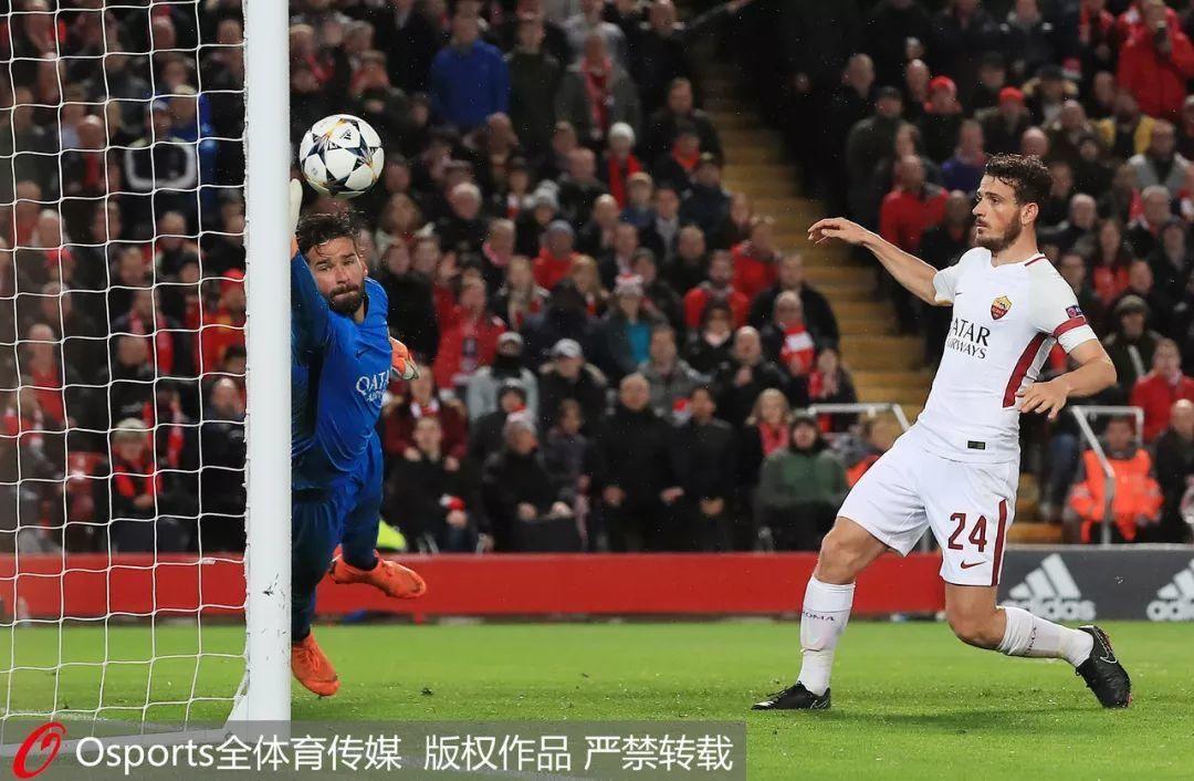 利物浦5-2大胜罗马,欧冠决赛稳了?图片
