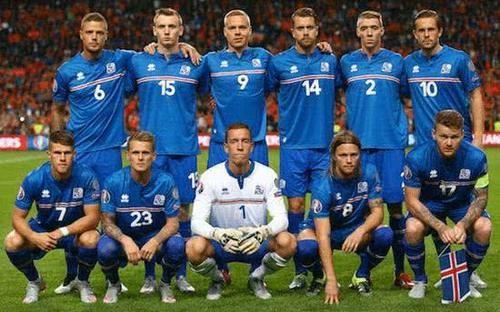 2018世界杯冰岛并不是流量网红