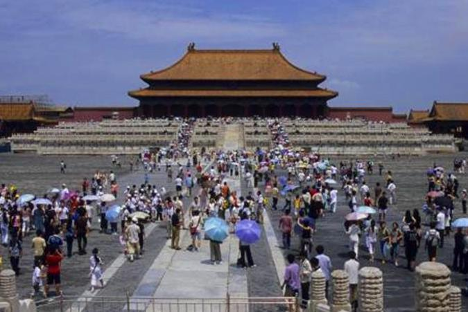 中国的另一个故宫,比北京故宫大30万平方米,还